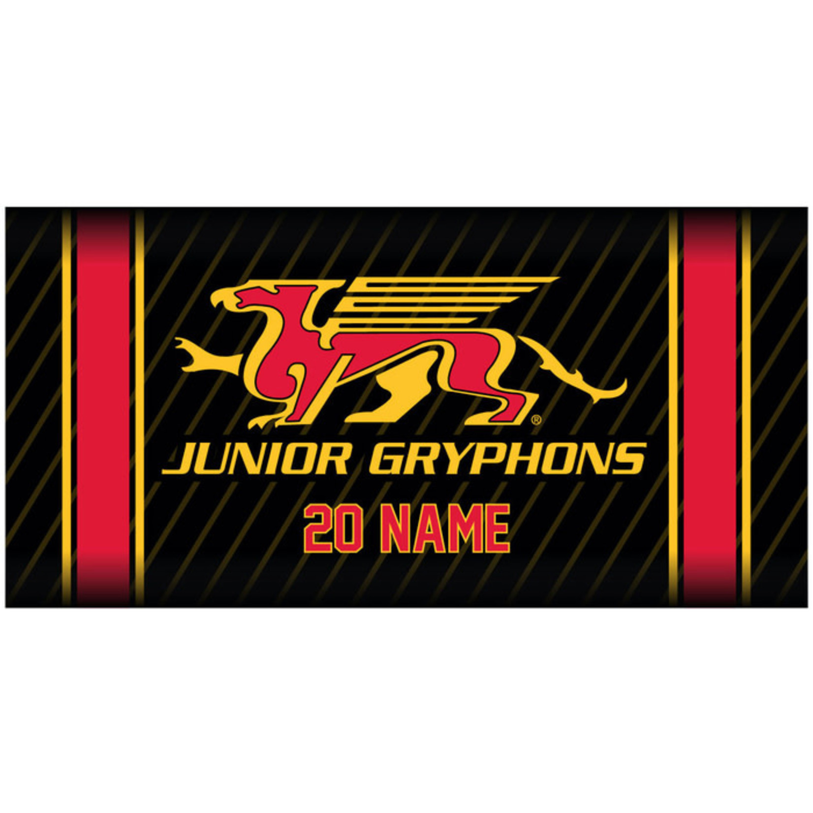 Provision JR GRYPHONS BEACH TOWEL