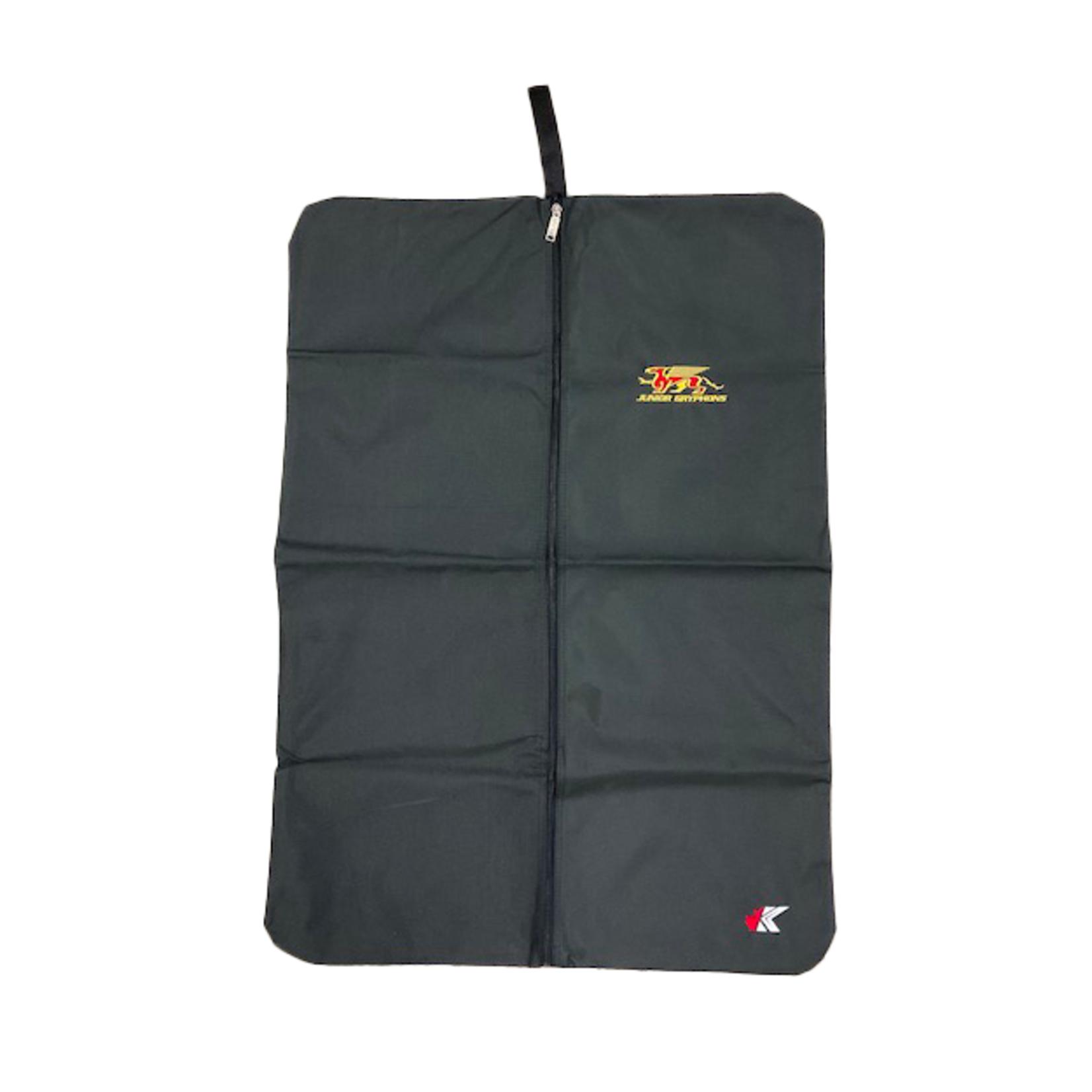 Kobe Guelph Jr Gryphons Garment Bag