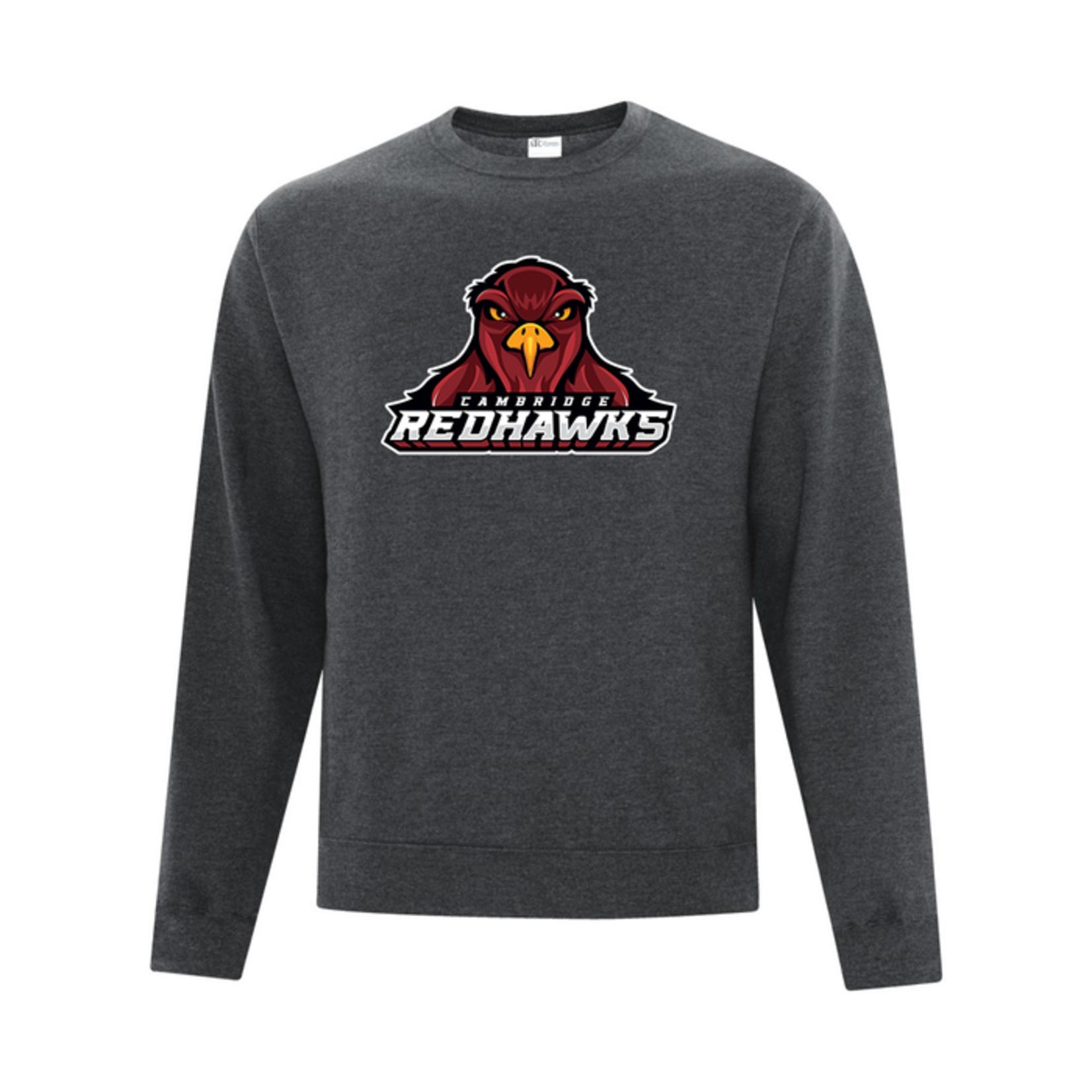 ATC Redhawks Crewneck Sweater - Adult