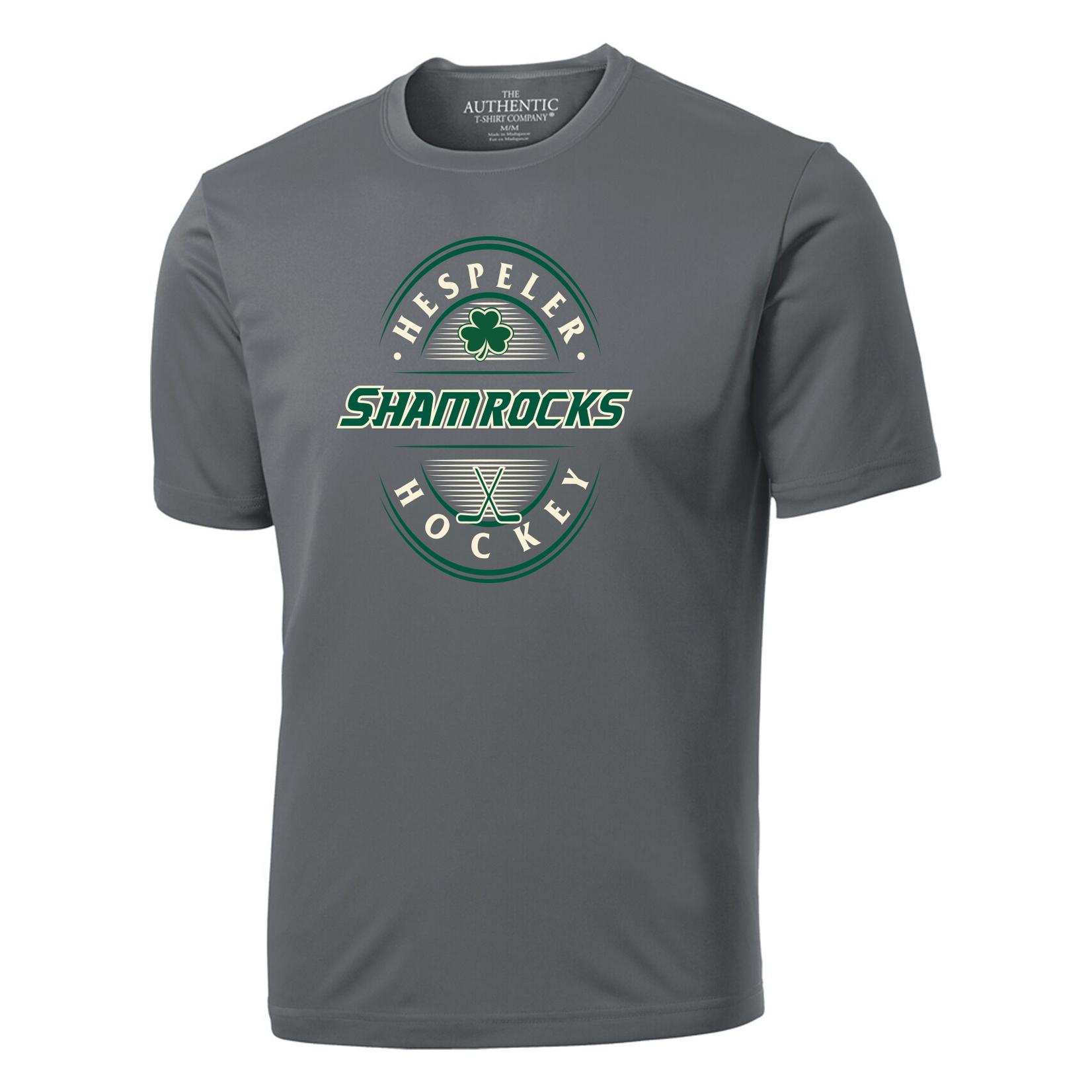 Shamrocks Short Sleeve Tech Tee - Youth