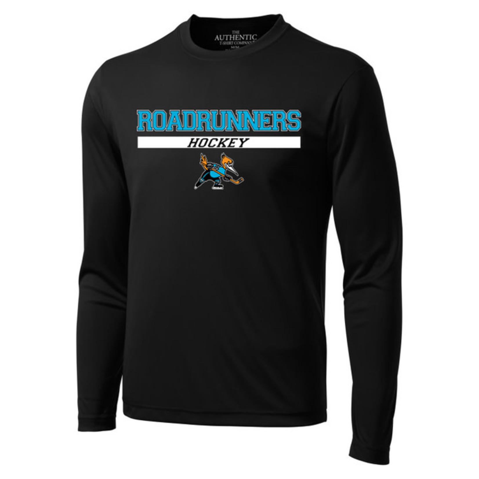 Roadrunner Tech Tee Long Sleeve Youth