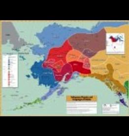 Todd Communications Map - Indigenous Peoples and Languages of Alaska - Univ of Alaska