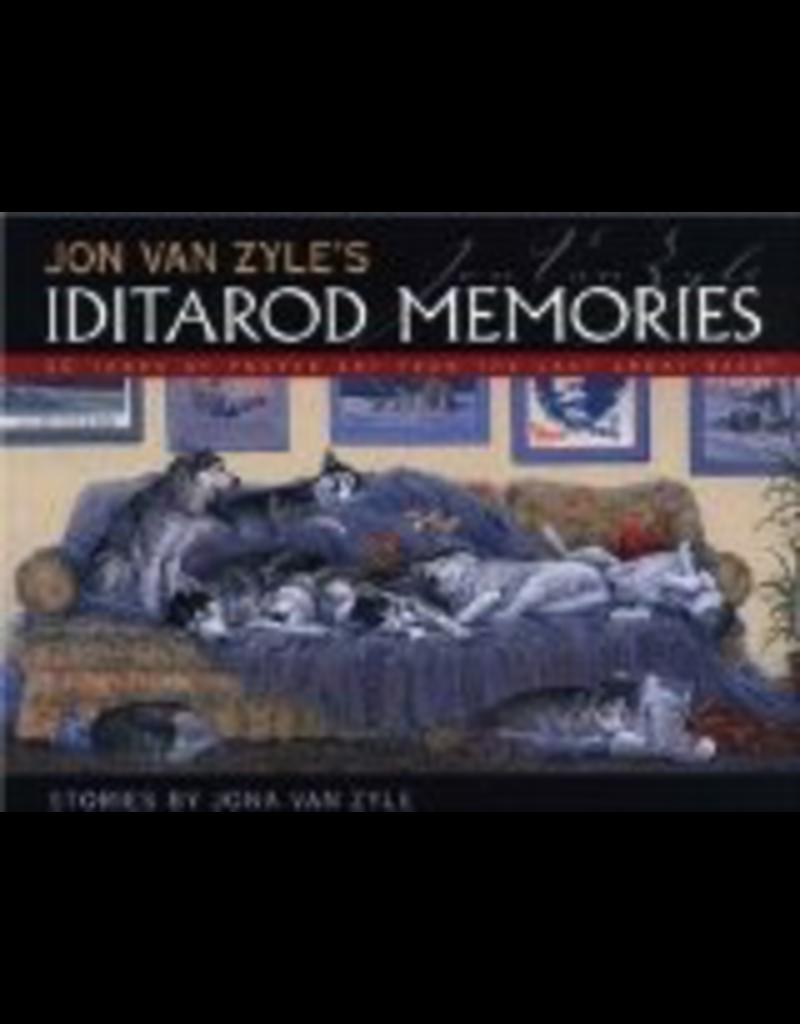 Epicenter Press Iditarod Memories - Jon Van Zyle