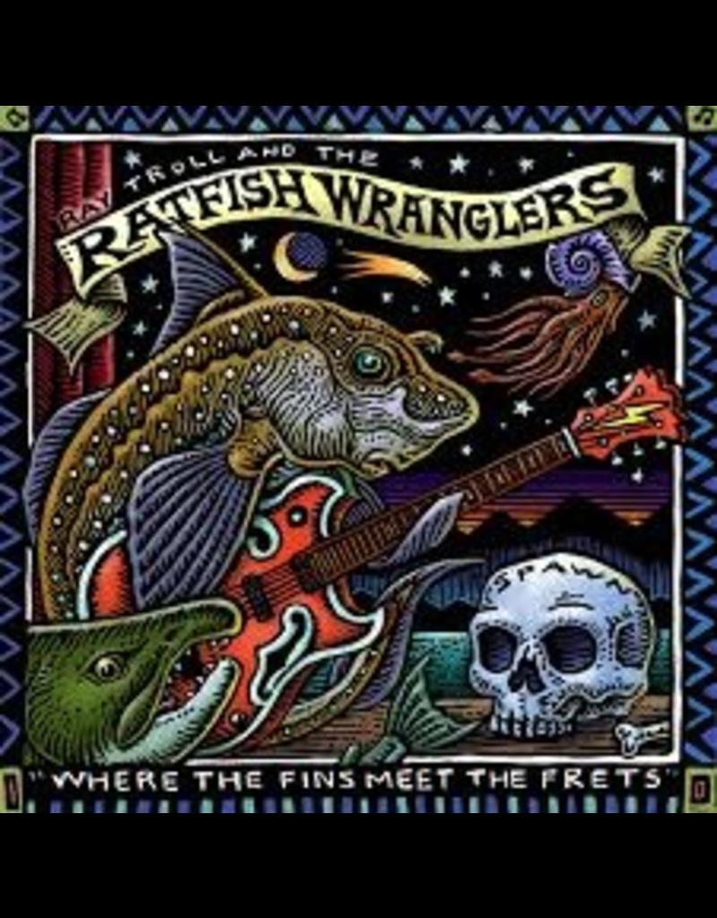 Taku Graphics CD Ray Troll & the Ratfish Wranglers