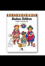 Artic Circle Ent.,Inc. Alaskan Children Paper Doll book