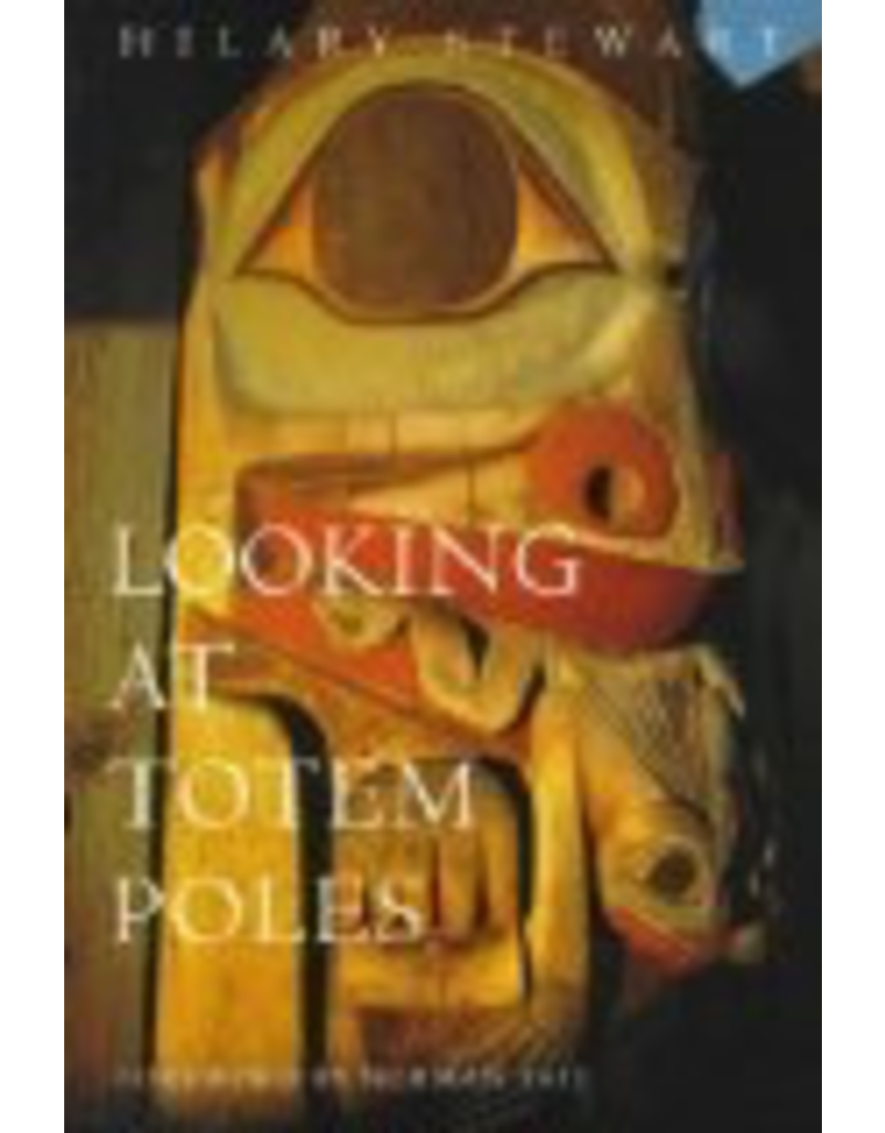 University of Washington Looking at Totem Poles - Stewart, Hilary