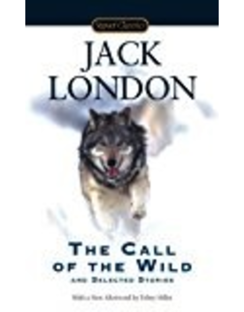 P R Services Call of the Wild & Selected - London, Jack