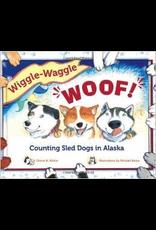 Random House Wiggle-Waggle Woof 1 2 3(bdbk) -- Stihler, Cherie