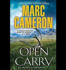 Ingram Open Carry: Arliss Cutter novel - Cameron, Marc