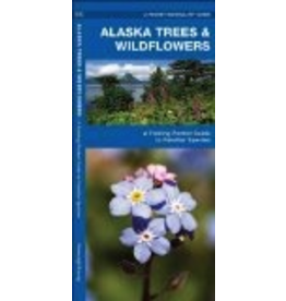 Ingram Alaska Trees & Wildflowers,fld gd., - Pckt Natrlst