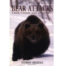 Todd Communications Bear Attacks: Their Causes and Avoidance (revised edition) - Stephen Herrero