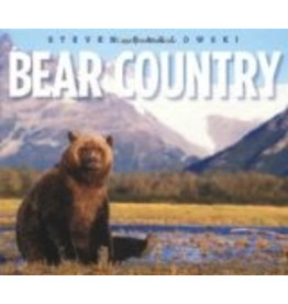 Mountaineers Books Bear Country: North America's Grizzly, Black and Polar Bears