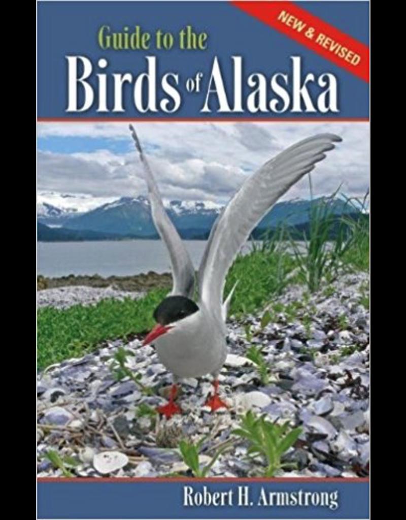 Graphic Arts Center Guide to Birds of Alaska - Armstrong, Robert H.
