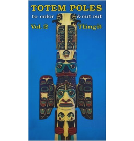Todd Communications Totem Poles cut out - Bellerophon Books