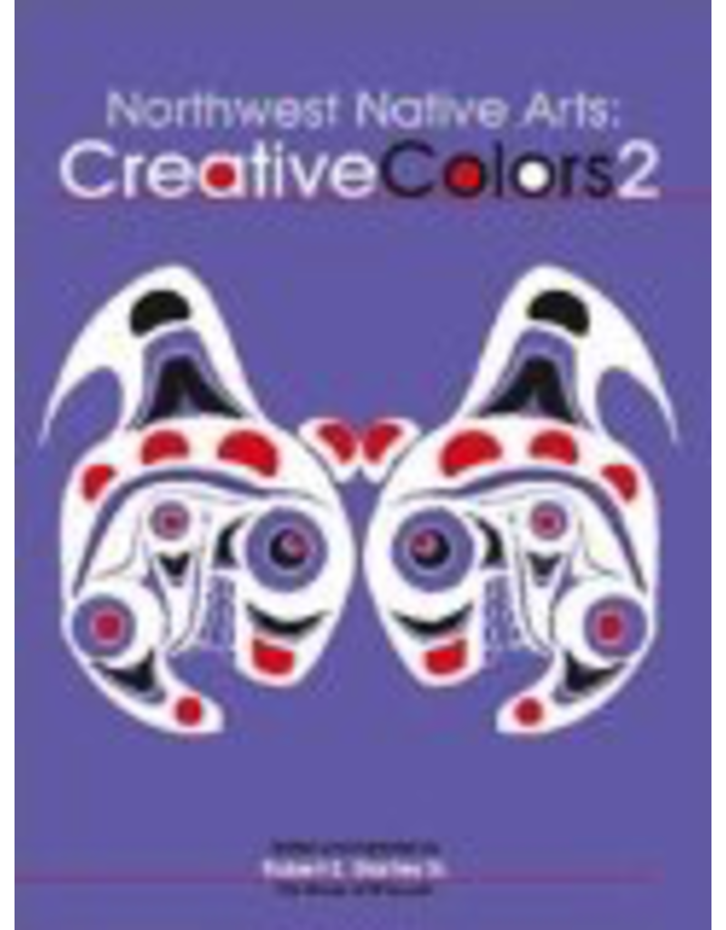Hancock House Pub. NW native Arts Creative Colors
