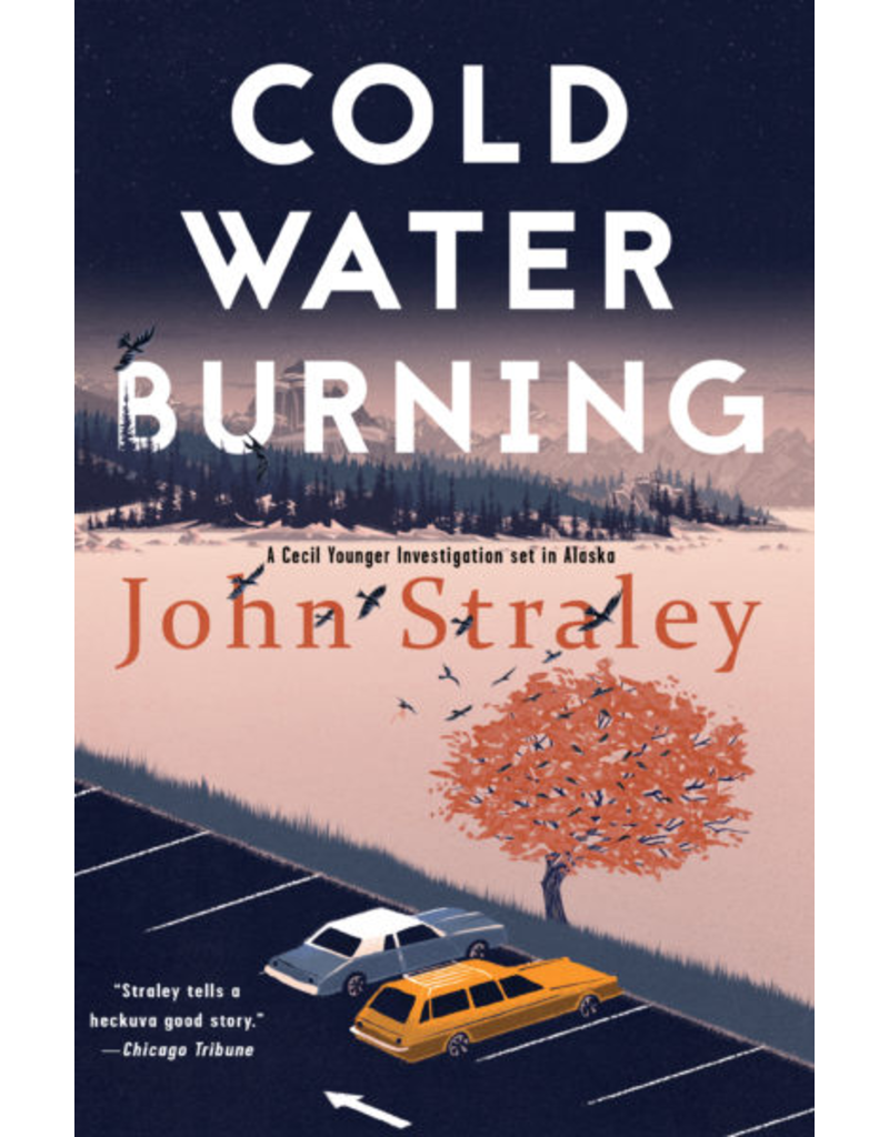 Todd Communications Cold Water Burning - Straley, John