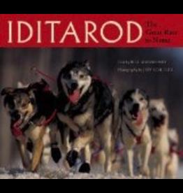 Sasquatch Books Iditarod,the Great Race to Nome - Sherwonit, Bill