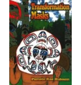 Hancock House Pub. Transformation Masks color book
