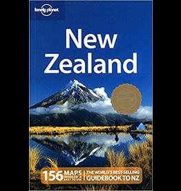 Ingram Lonely Planet; New Zealand