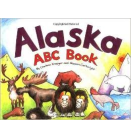 Sasquatch Books Alaska ABC Book - Kreeger, Charlene & Cartwright