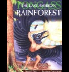 Sasquatch Books Last American Rainforest - Gill, Shelley & Cartwright, Sh