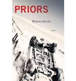 Black Lawrence Press Priors - Marcel Jolley