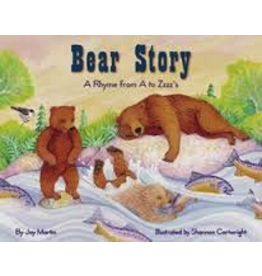 Greatland Graphics Bear Story A Rhyme From A to Z (sc)- Martin, Joy & Cartwright, Shan