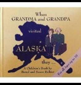 Saddle Pal When Grandma and Grandpa Visited Alaska They ...