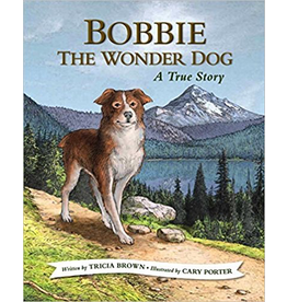 Todd Communications Bobbie the Wonder Dog - Brown, Tricia