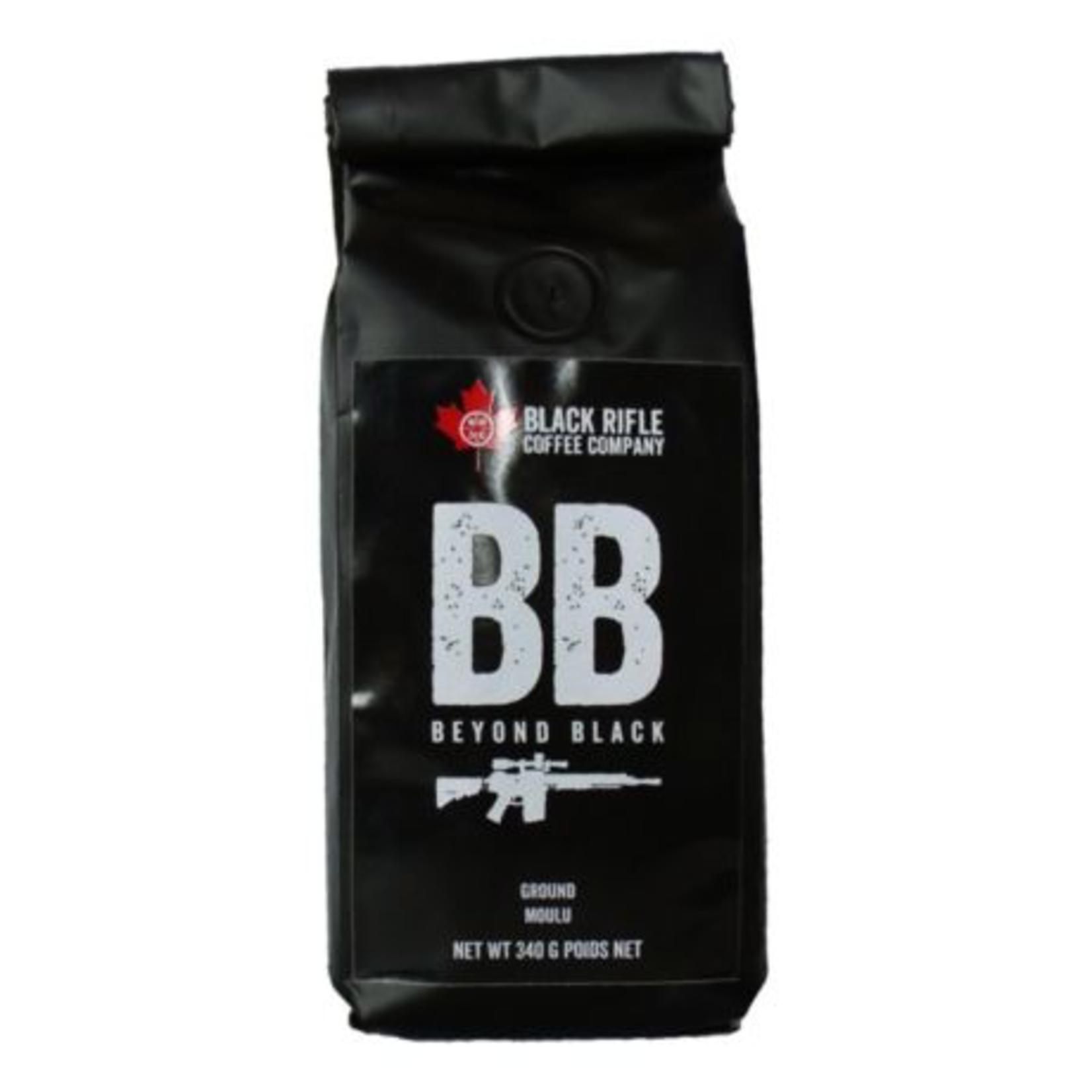 Black Rifle Coffee Beyond Black Whole Bean 12oz