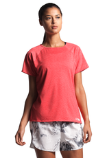 W ACTIVE TRAIL JACQUARD S/S
