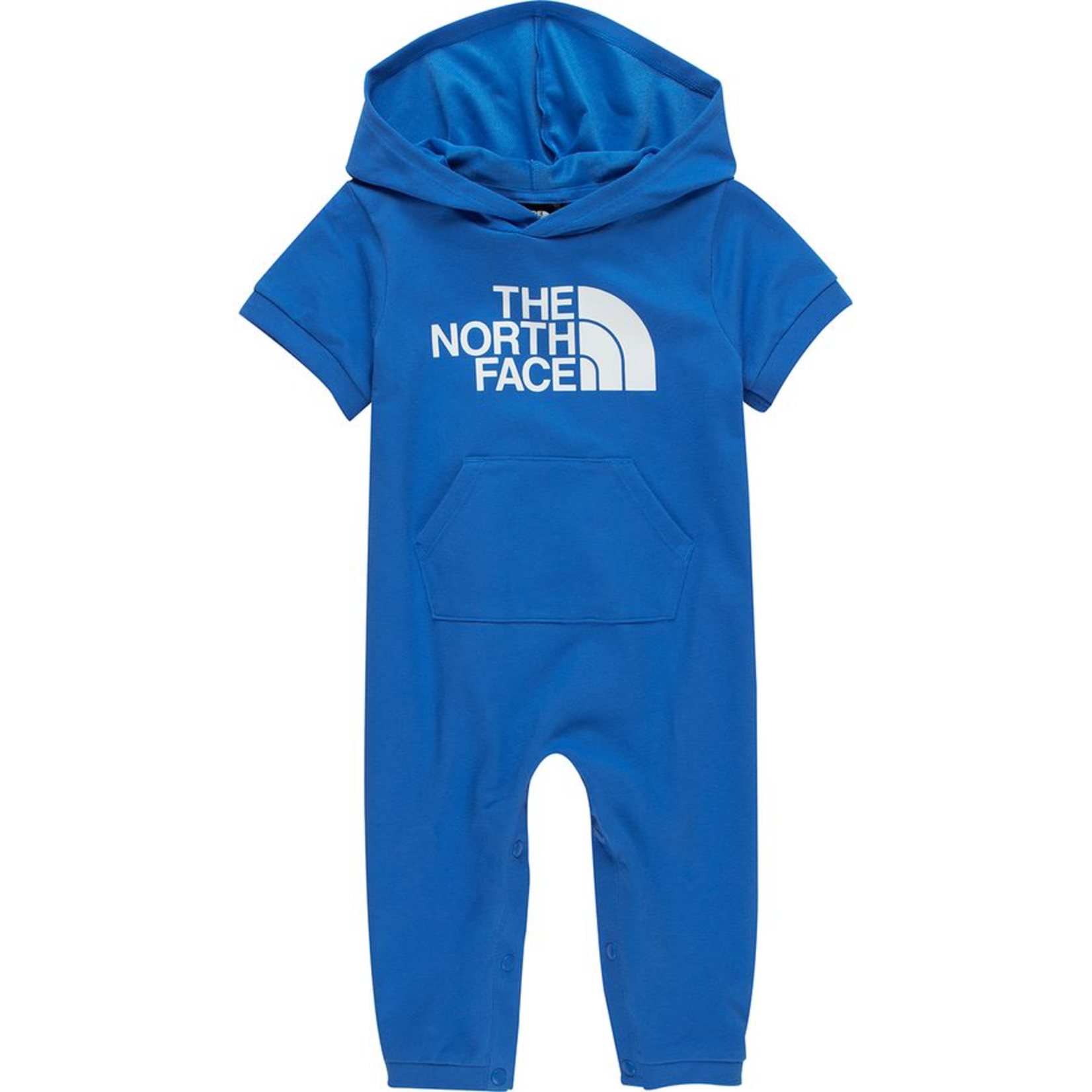 INFANT FRENCH TERRY HOODED ONESIE