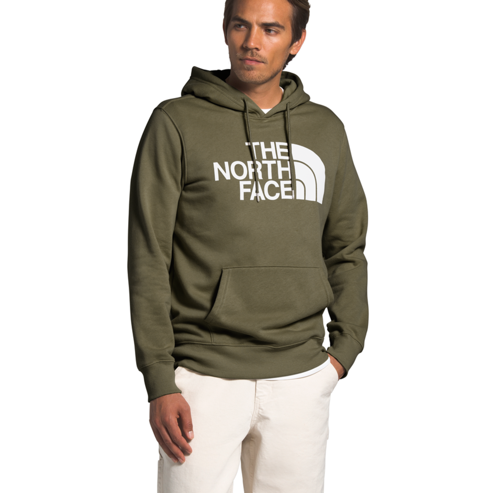 THE NORTH FACE M HALF DOME PULLOVER HOODIE - P-115413