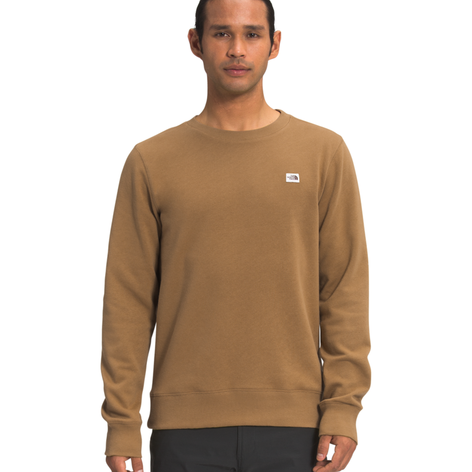 THE NORTH FACE M HERITAGE PATCH CREW
