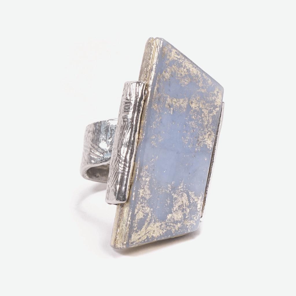 ANNE MARIE CHAGNON BLUE PASSAT RING