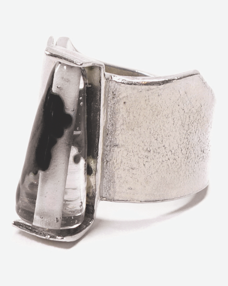 ANNE MARIE CHAGNON BAGUIO INK RING