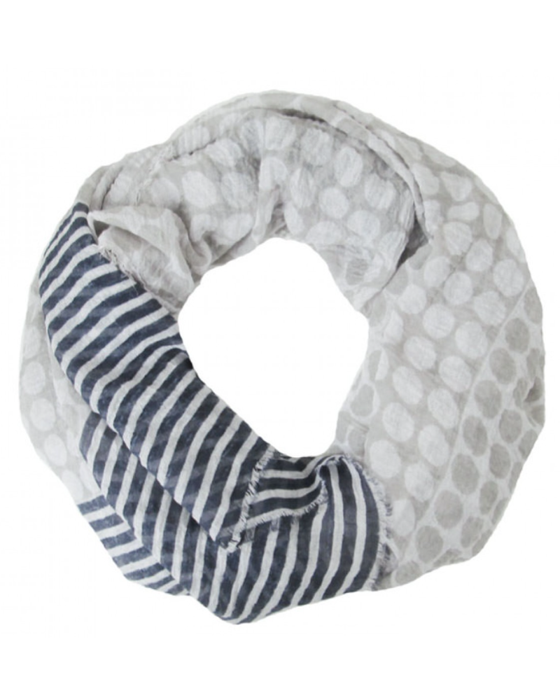CARACOL CARACOL SCARF MOSAIQUE DOT