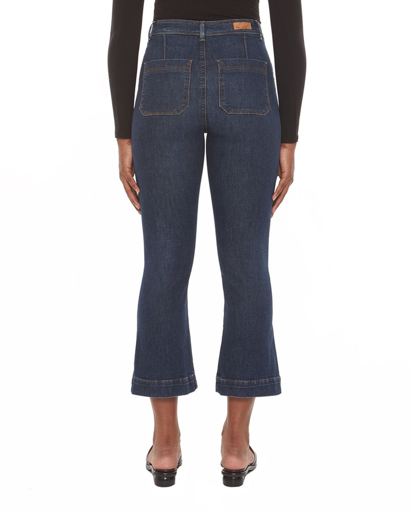 LOLA JEANS LOLA JEANS HIGH RISE BOOTCUT BILLIE COOL STARY NIGHT
