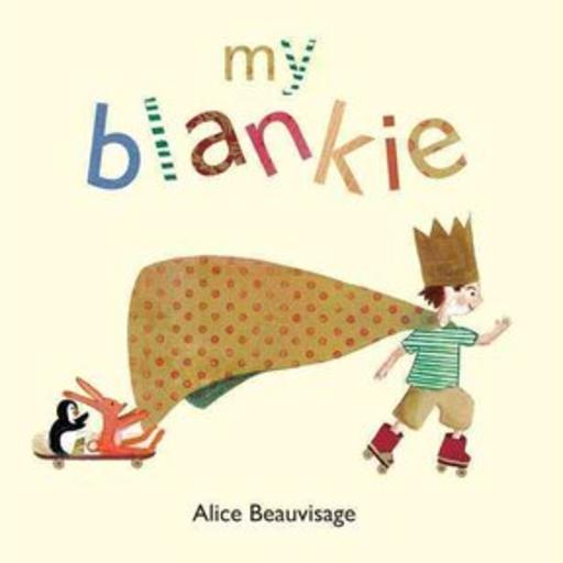 INGRAM MY BLANKIE BOARD BOOK