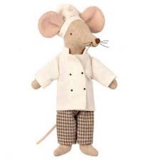 MAILEG CHEF CLOTHES FOR MOUSE