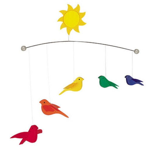 SELECTA VOLABELLA BIRD MOBILE