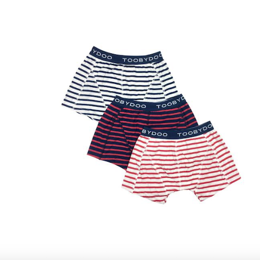TOOBYDOO TOOBY BOYS 3 PACK UNDERWEAR