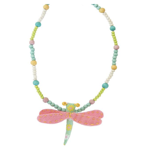 EVERBLOOM EVERBLOOM DRAGONFLY NECKLACE