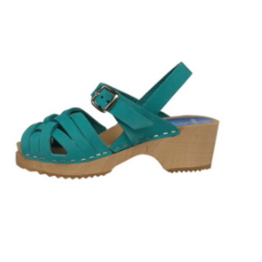 CAPE CLOGS BAMBI TURQUOISE