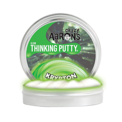 "CRAZY AARON CRAZY AARON'S 2"" KRYPTON THINKING PUTTY"