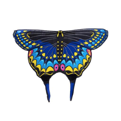 DOUGLAS CO. DREAMY DRESS UP BLACK SWALLOWTAIL BUTTERFLY WINGS
