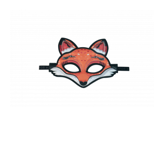 DOUGLAS CO. DREAMY DRESS UP FOX MASK