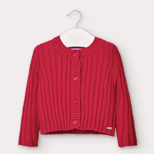 MAYORAL USA KNITTED CARDIGAN - BB1114388