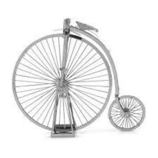 METAL EARTH PENNY-FARTHING- HIGH WHEEL BICYCLE