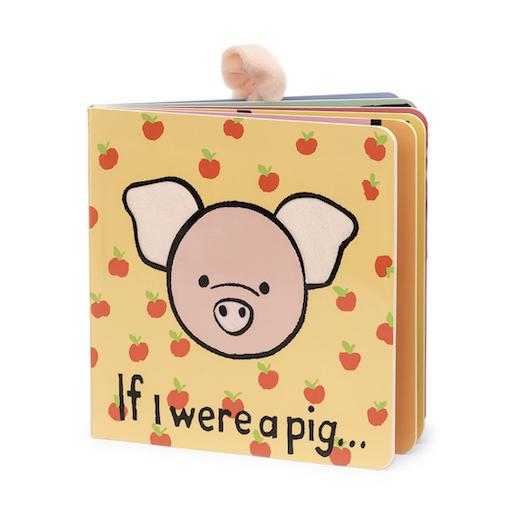 JELLYCAT INC IF I WERE A PIG BOOK